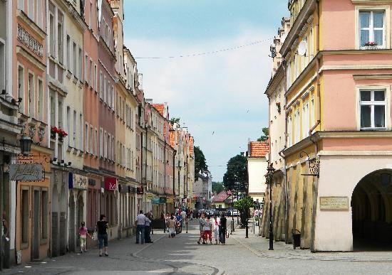 Boleslawiec, Poland (to buy pottery)