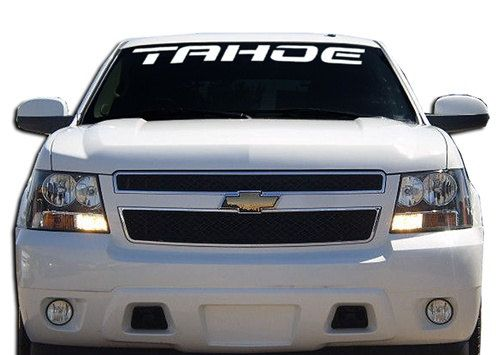 Best Windshield Decals Images On Pinterest Decals Stickers - Chevy windshield decals trucks
