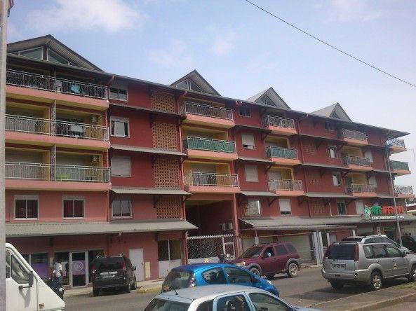 Achat appartement T2 Cayenne Centre