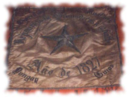 """Estandarte del Regimiento """"Granaderos"""" - WikicharliE"""