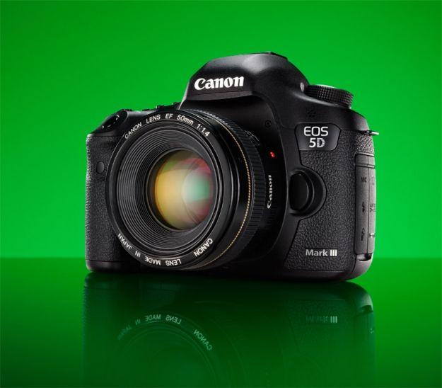 Camera Test: Canon EOS 5D Mark III DSLR | Popular Photography