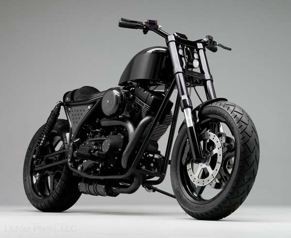 Streetfighter By Russell Mitchell Exile Cycles Photo By