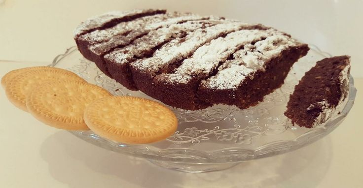Bizcocho de galletas y chocolate | Cocina