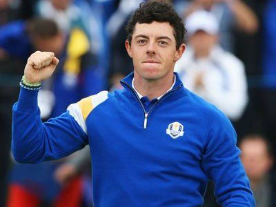 Rory Mcllroy named European Tour Player of Year award