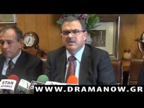 Δηλωσεις Κυριακου Χαρακιδη στην παρουσιαση των υποψηφιων στον Ξηροποταμο