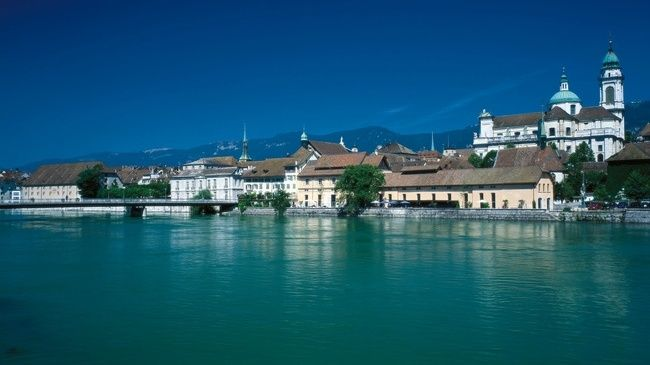 Solothurn City - Cathedral of St. Ursus - Switzerland Tourism