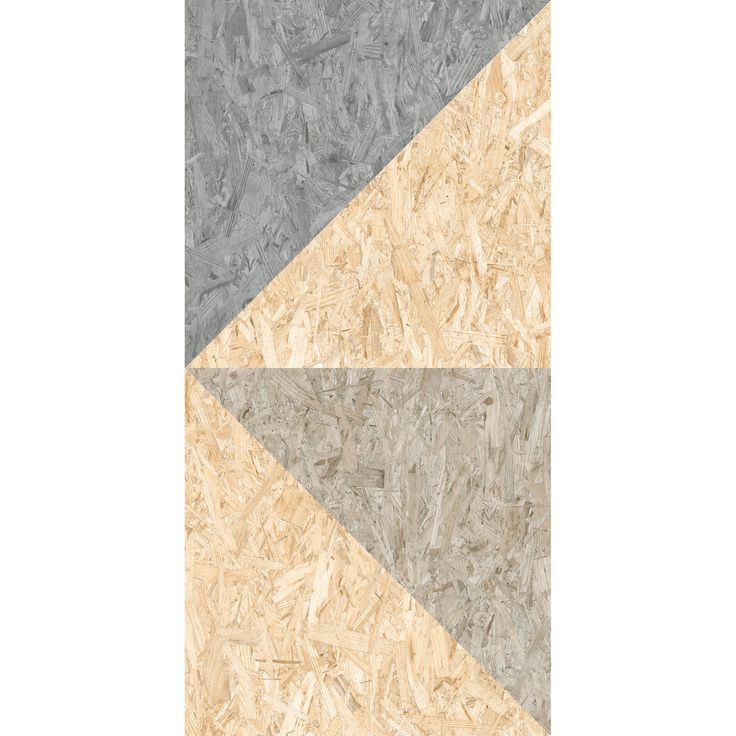 These large format Multi Chipboard tiles are a creative interior designers dream. This design is hard wearing enough for commercial settings whilst quirky and understated enough for trendy home installations. Technical Information: Floor/Wall Tiles, Frost-Proof, Rectified, R10 Slip Rating, Easy Clean, Medium Shade Variation