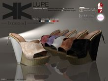 Lupe :: Woman :: 10 Colors