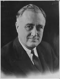 Franklin D. Roosevelt, 32nd President of the United States (Harvard University)
