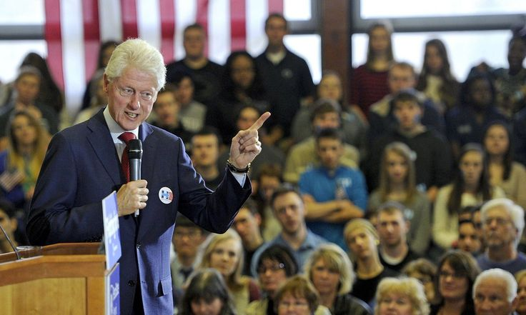 Bill Clinton 'almost' apologizes for clash with Black Lives Matter protester Former president says heated exchange over his 1994 crime bill exemplifies 'the danger threatening our country … we've got to listen to each other again'
