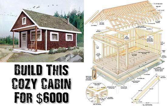 25 Best Ideas About Cheap Log Cabin Kits On Pinterest