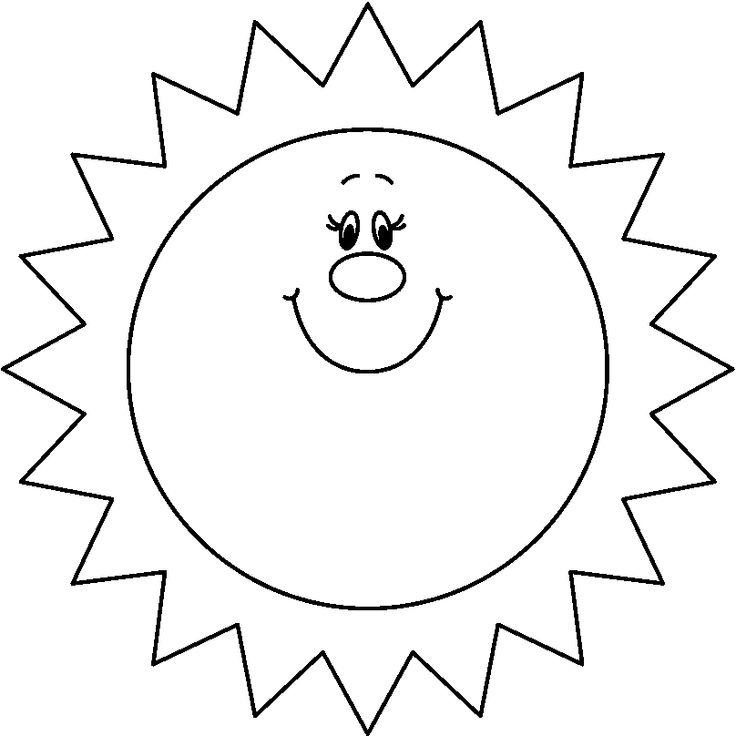 Black And White Google: Black And White Happy Sun - Google Search