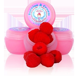 Berries & Cream Face Moisturiser is a lightweight moisturiser so it can be applied just before you put on your makeup. Made with Shea Butter, argan oil, apricot, jojoba & berries.