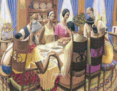 Sunday Dinner We Need The Good Old Days Again Find This Pin And More On African American Art