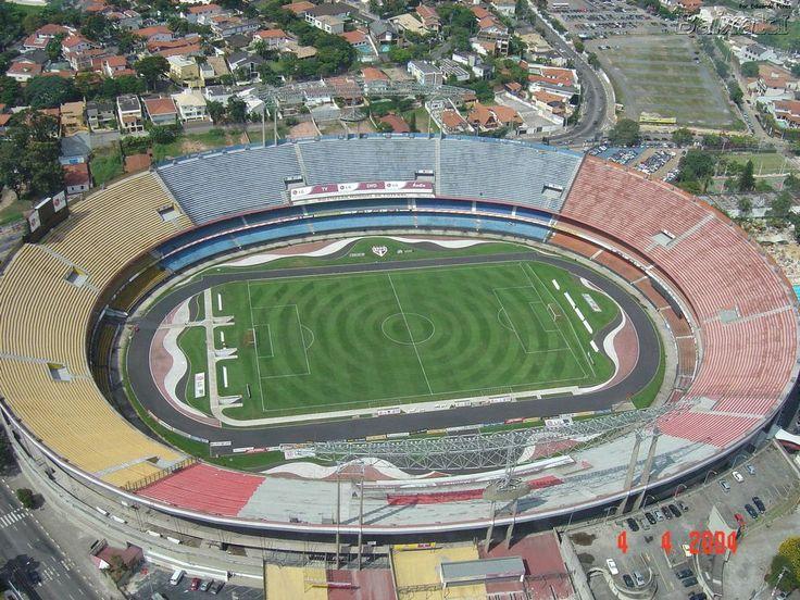 Estádio Murumbi, Brasil
