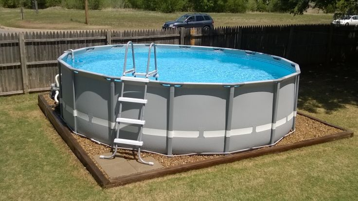 Mais de 1000 ideias sobre piscinas intex no pinterest for Ideas para piscinas intex