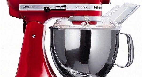 KitchenAid Artisan rot Testbericht - Küchenmaschine Test