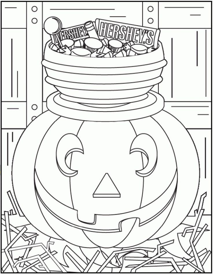 82 best Coloring Pages images on Pinterest | Halloween malvorlagen ...