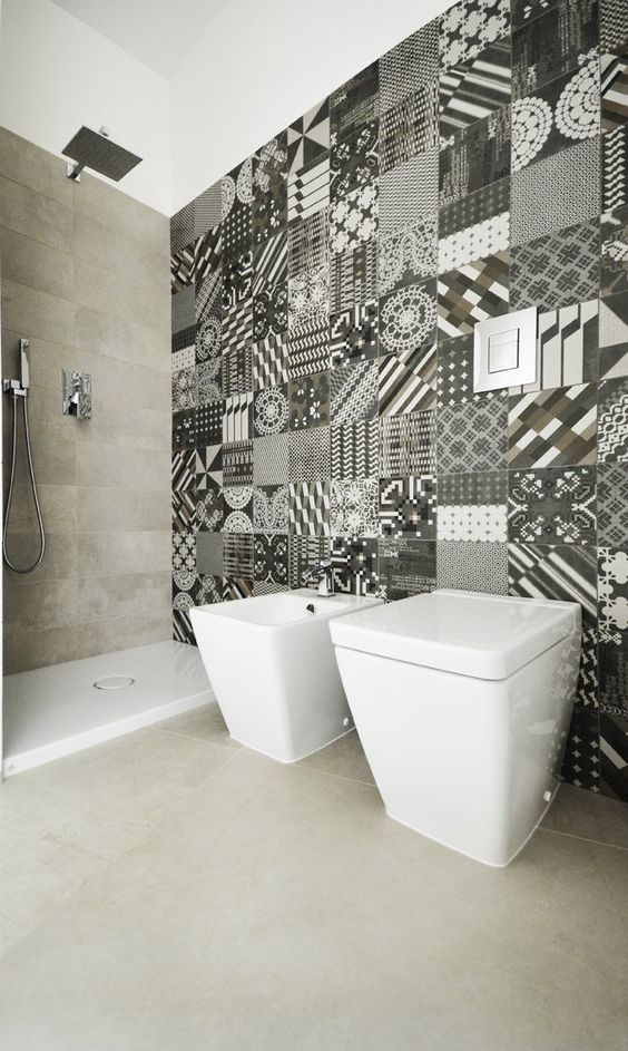 Do you want your bathroom to look luxurious and modern? Get the best tips for your bathrooms and another home design ideas at http://www.homedesignideas.eu/ #contemporary #interiordesign: