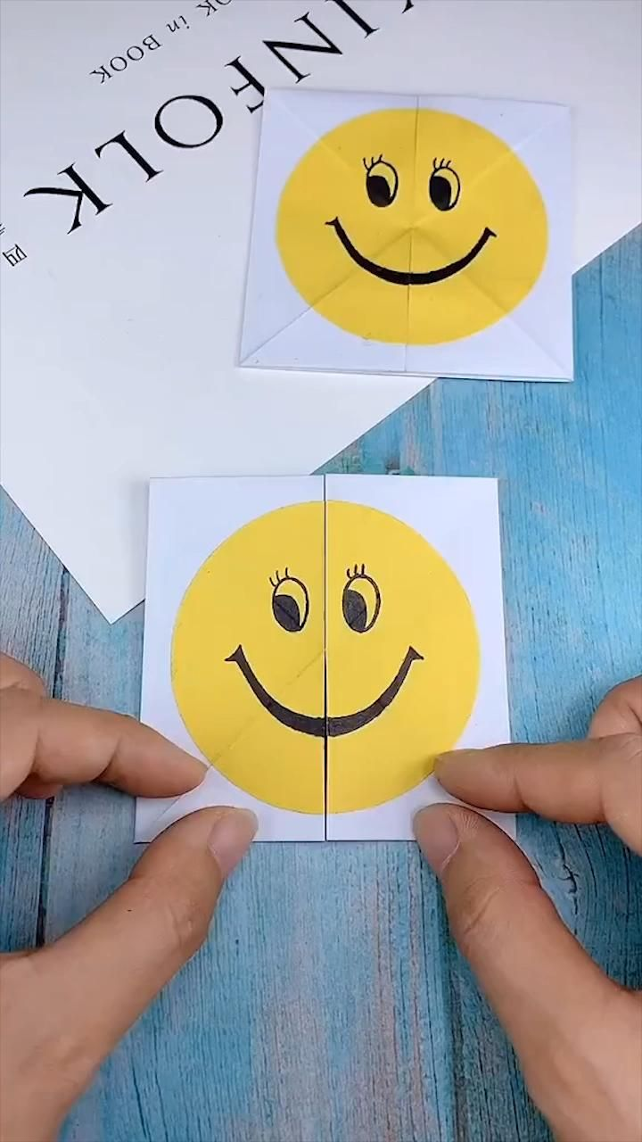 Creative handicraft [Video] in 2020   Paper crafts, Paper ...