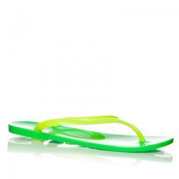 Papuci TanTan - Verde