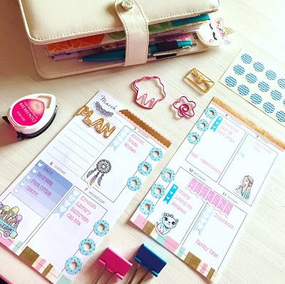 She's Eclectic: Planning my week #10