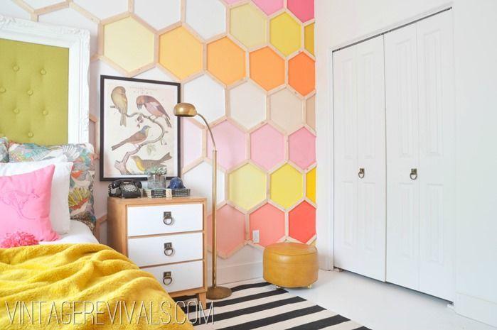 Dylan's Dream Room Makeover @ Vintage Revivals