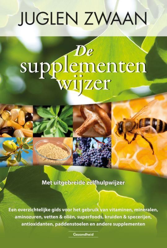 Dit boek is een overzichtelijke gids voor het gebruik van vitaminen, mineralen, aminozuren, vetten & oliën, superfoods, kruiden & specerijen, antiox