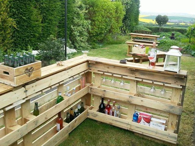 Hou jij van relaxen in je tuin? Dan hebben wij een leuke tip: bouw zelf je eigen…