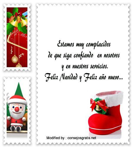 124 mejores im genes de mensajes de navidad corporativas - Postales de navidad bonitas ...