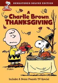 When Peppermint Patty invites herself and the entire Peanuts gang to Charlie Brown's house for Thanksgiving, the results are all too predictable, but chef Snoopy and pilgrim Woodstock carry the day in
