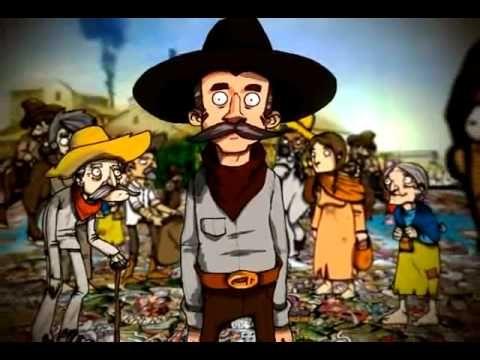 ▶ Cápsula historia de México - YouTube principales personajes de la revolución mexicana