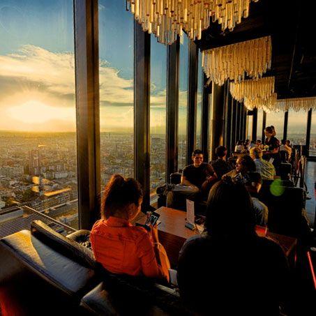 Bar Rouge - Höchste Bar der Schweiz, Club und Anlässe.