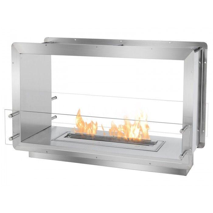 Best 25 Two Sided Fireplace Ideas On Pinterest Bathroom Fireplace Double Sided Fireplace And