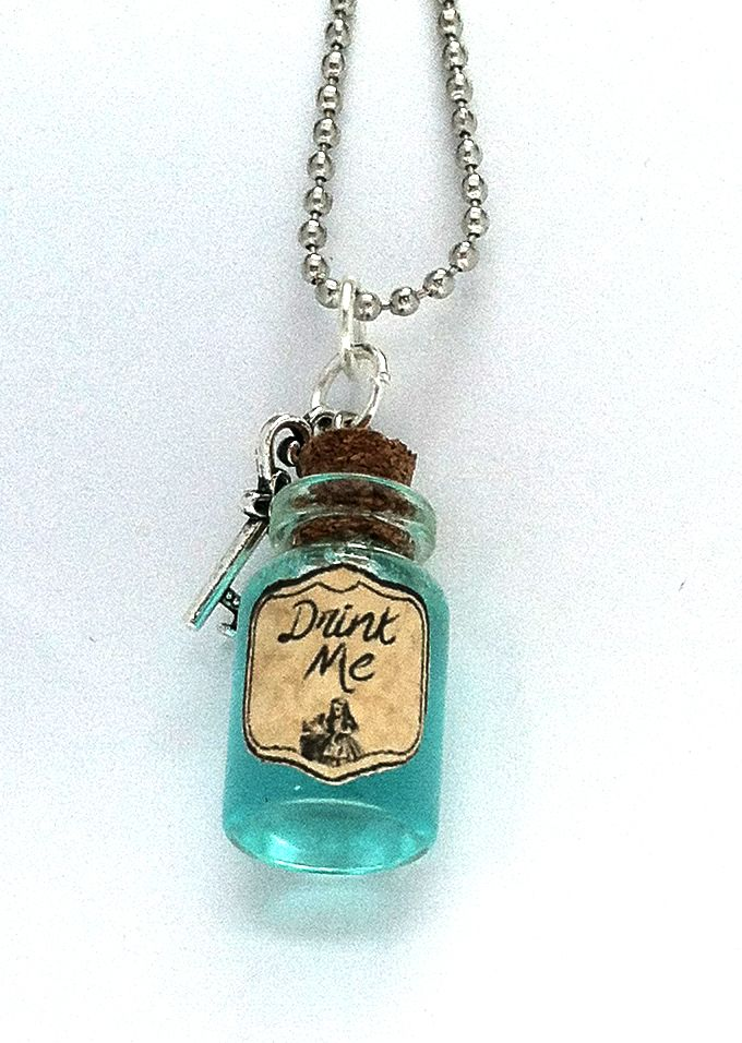 Alice in Wonderland Necklace                                                                                                                                                                                 More