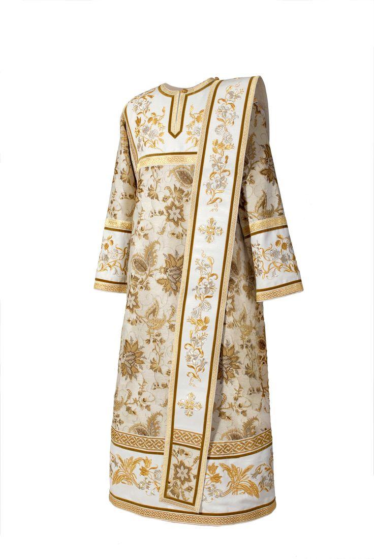 Deacon vestment, $650.00, Catalog of St. Elisabeth Convent. About workshop…