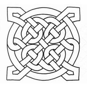 free celtic knot patterns - Google Search