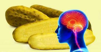 Toto se stane s Vaším tělem, pokud budete jíst okurky každý den. Tato informace mi vyrazila dech!