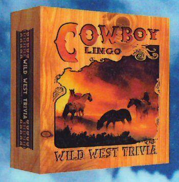wild west lingo