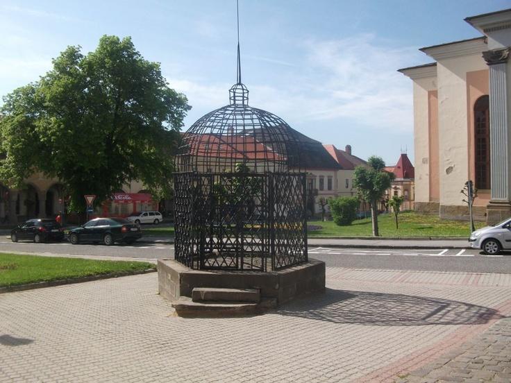 Cage of Shame, Levoca