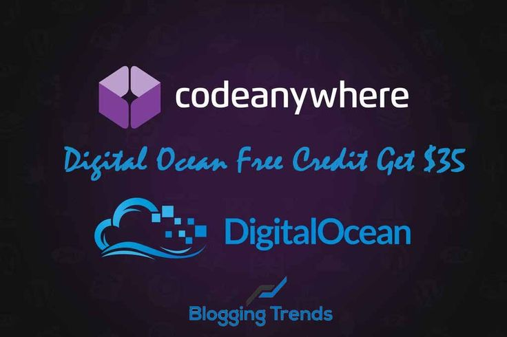 Digital Ocean Free Credit Get $35 On New Signup at DO
