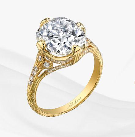El anillo de compromiso de Miley Cyrus #engagement #ring #celebrity #people