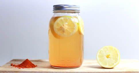 Curcuma e Limone per perdere peso