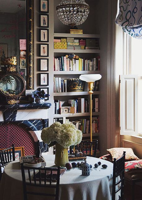 {at home with : adam charlap hyman, brooklyn} by {this is glamorous}
