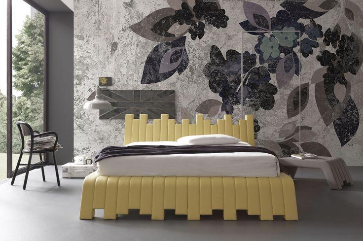 Wallpaper Model CONCRETE Designed by Riccardo Zulato for Collection 13 | © London Art 2013  www.londonartwallpaper.com www.londonart.it