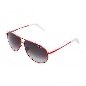 Gafas de Sol Carrera JUNIOR Acero Rojo & Blanco
