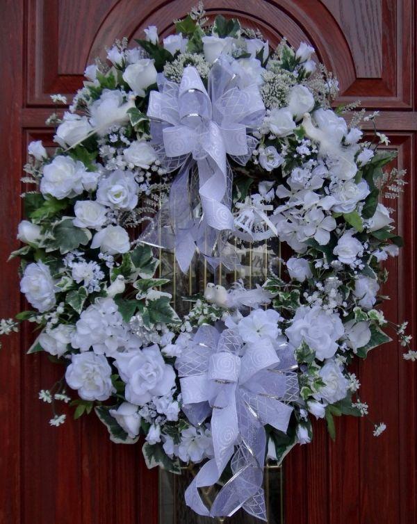 Dove Wreath Bing Images Wreaths Pinterest Wreaths