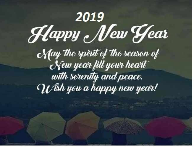 Happy New Year Quotes 2019 6