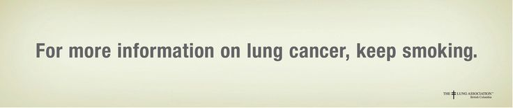 Lung Cancer Association. A quick thoughtful punch. TBWA.