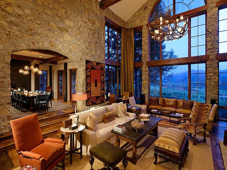 Colorado Summer Dream Home - Mountain Living - January / February 2015